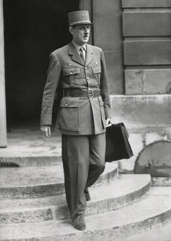 Charles de Gaulle'is