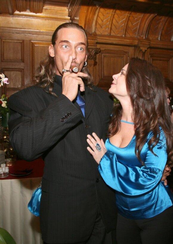 Тарзан и Королёва отпраздновали свадьбу