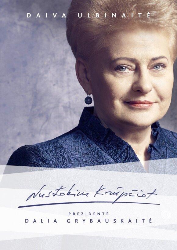 Knyga apie Dalią Grybauskaitę