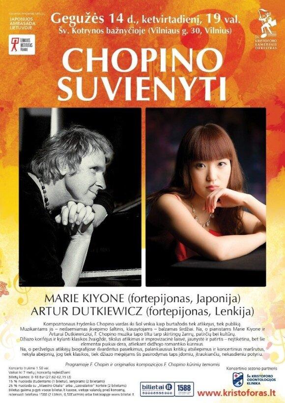 "Koncert ""Zjednoczeni Chopinem"""