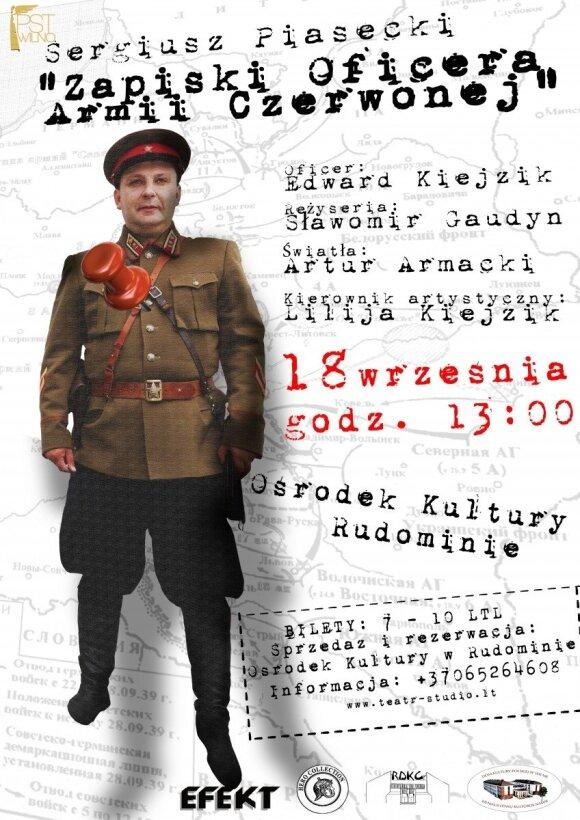 Zapiski Oficera Armii Czerwonej w Rudominie