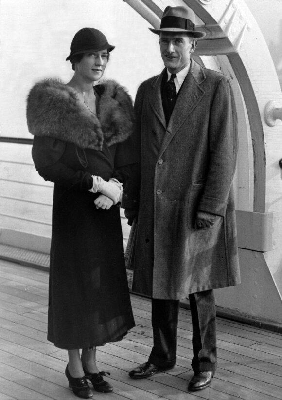 Johnas ir Laura Rockefelleriai