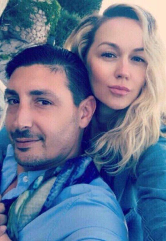 Aleksandras Beridzė ir Vaida Jasaitienė