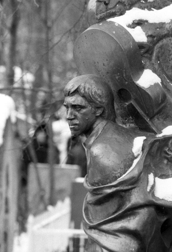 Шестерников: в Литве проявляется немалый интерес к творчеству Высоцкого
