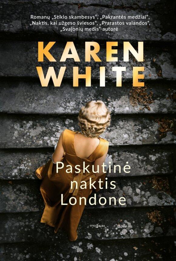 Karen White: visose knygose ieškau vietos, kuri man taptų namais