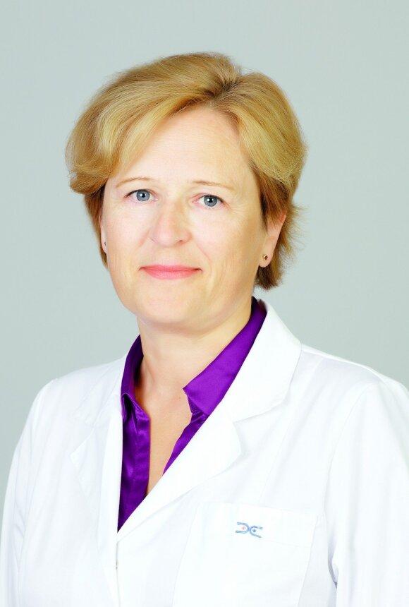 Akušerė-ginekologė Irena Kirilova