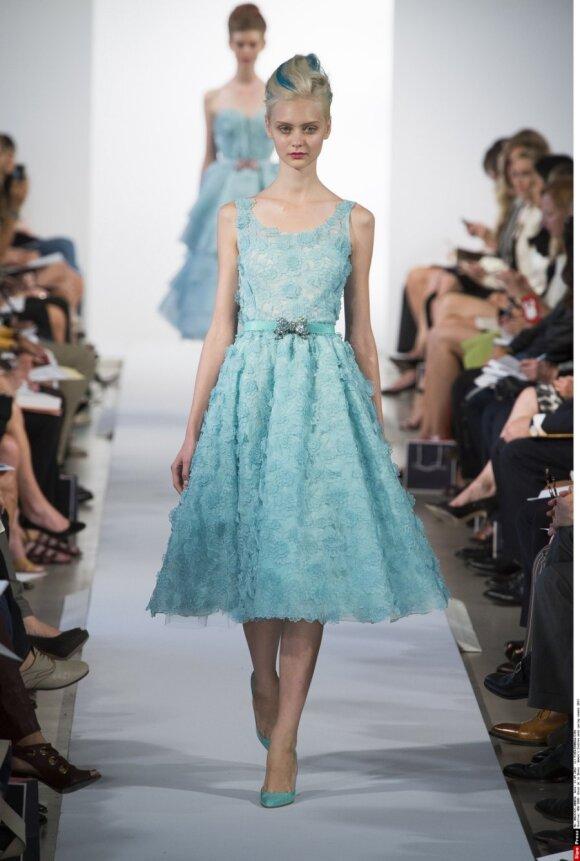 Madingiausios 2013 metų pavasario – vasaros suknelės: formos