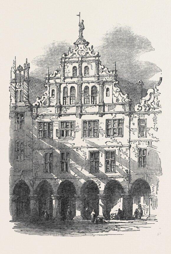 Jano van Leideno namas
