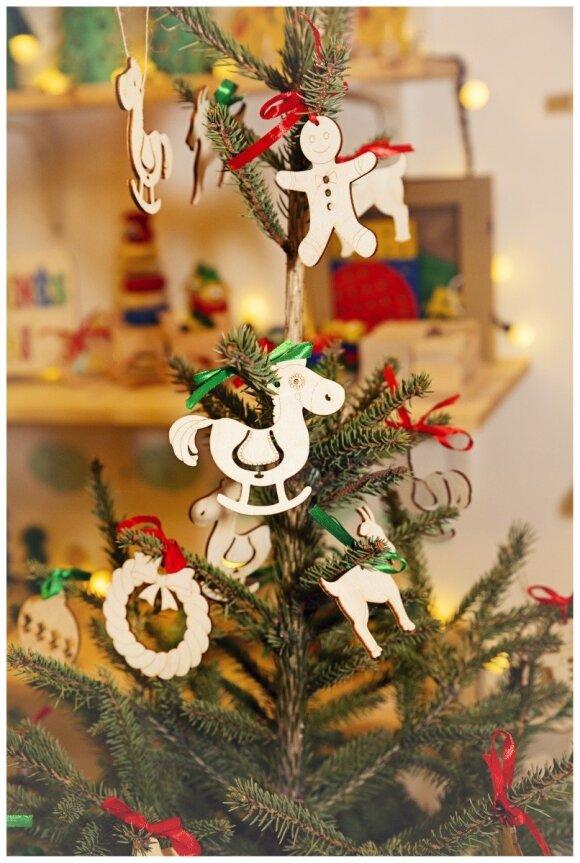 Ką dovanoti Kalėdoms, kad tai suteiktų tikro džiaugsmo