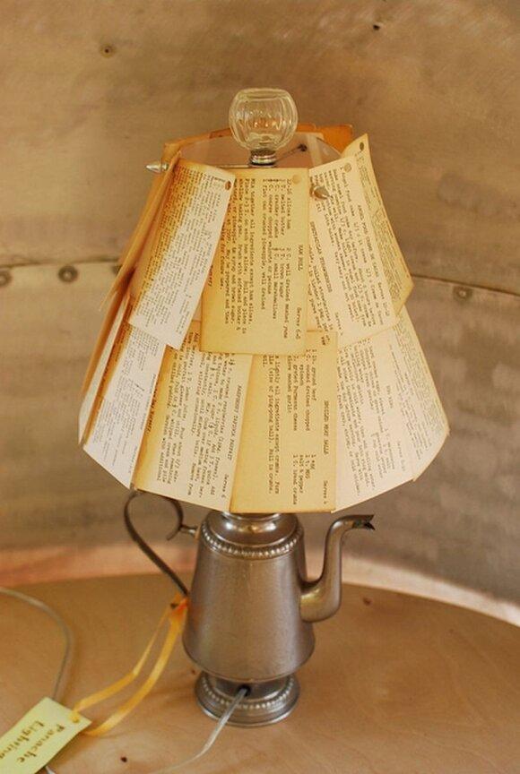 Originalios šviestuvų idėjos