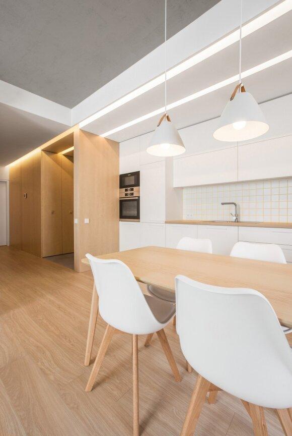 Fanera – elegantiška medienos konkurentė