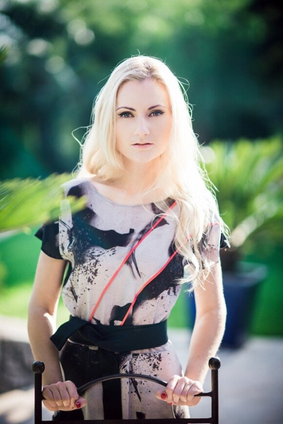 """Šiemet """"InžI"""" naujos kolekcijos Natalija Bunkė nedemonstruos"""