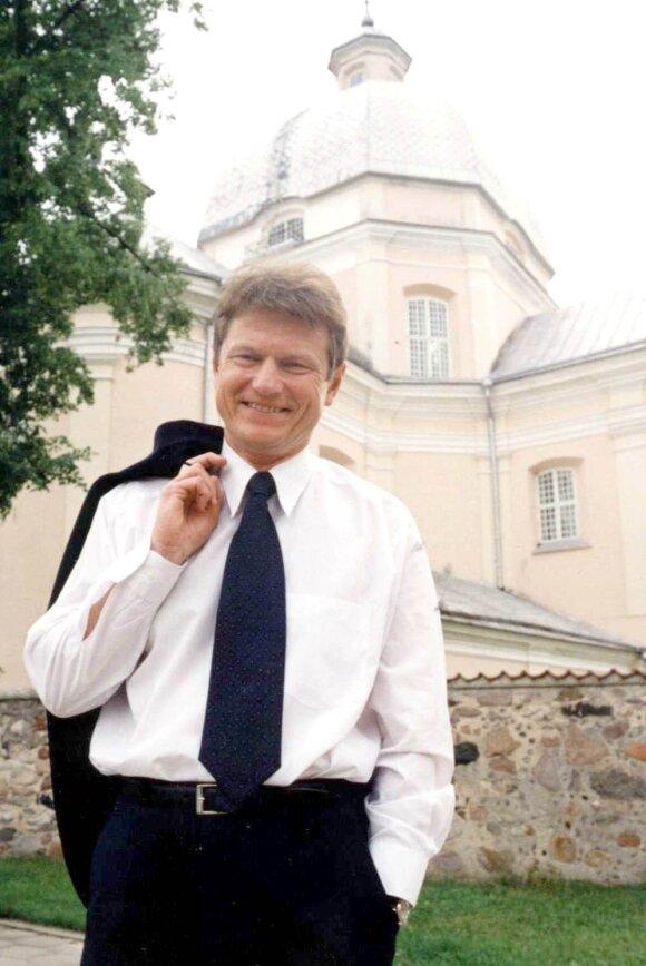 Paksą į prezidento postą vedęs Katkevičius: viskas yra taip pat, pamokų neišmokome