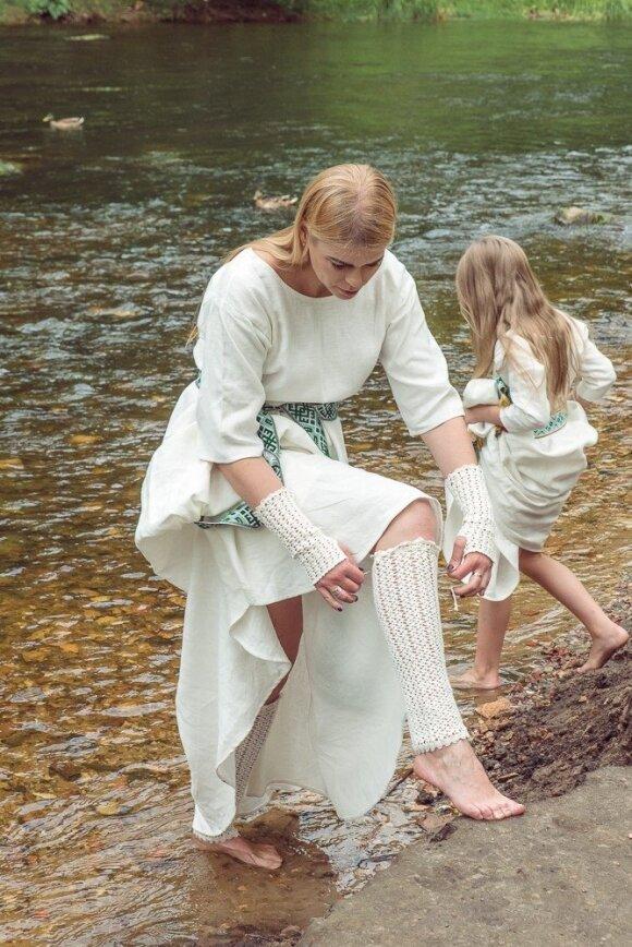 Loreta Sungailienė apie Žolinių papročius: neateisi – liksi biednas