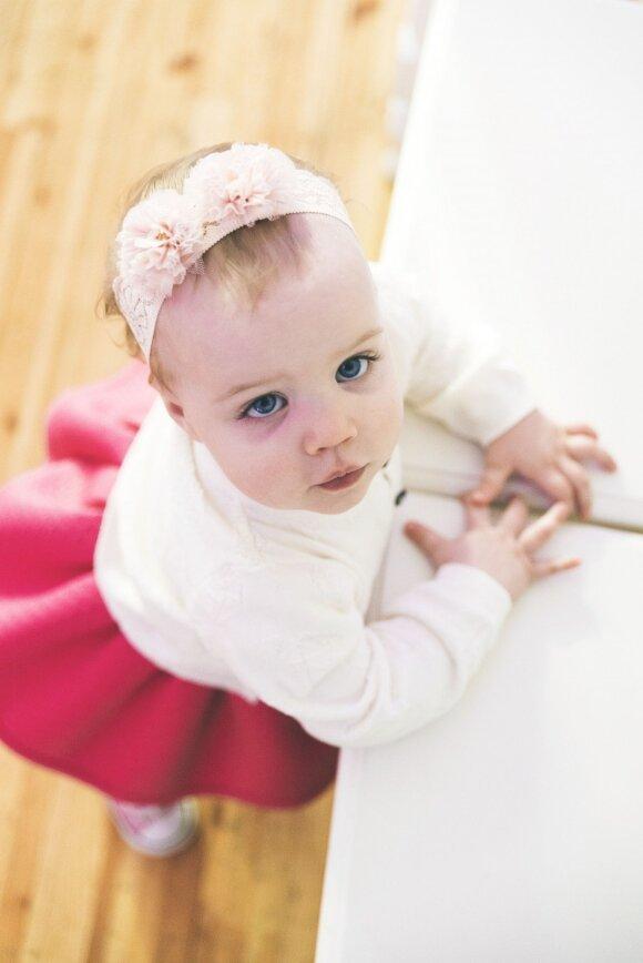 Papuošalus iš cemento kurianti Greta paneigė skeptikų prognozes: tapus mama veiklų tik padaugėjo
