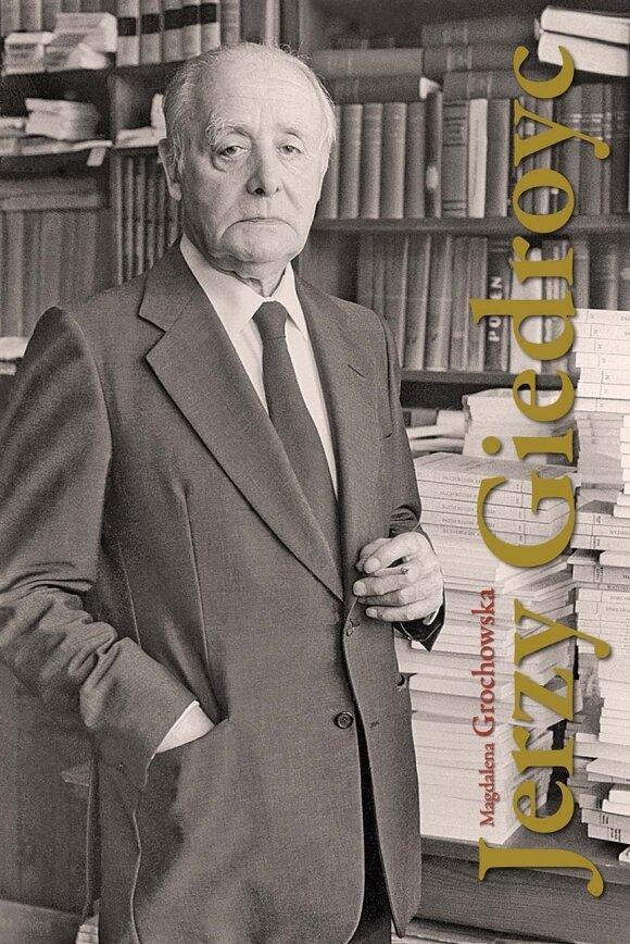 Magdalenos Grochowskos knygą apie Jerzy Giedroycą lietuvių kalba 2016 m. išleido Mokslo ir enciklopedijų leidybos centras