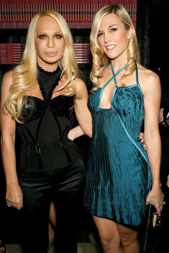 Donatella Versace (2006 m.)