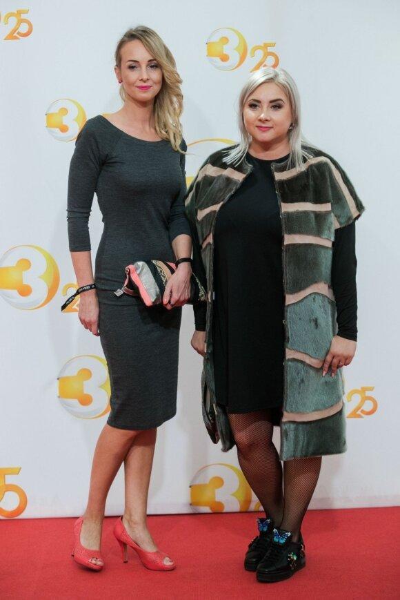 Sandra Žutautienė (dešinėje)