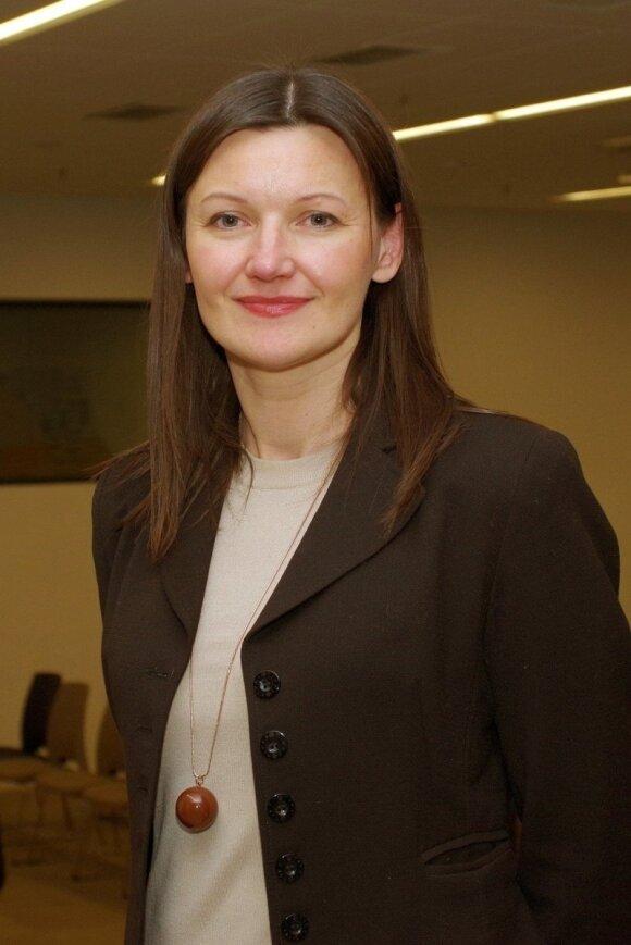Doc. dr. Lina Miltenienė (Šiaulių universiteto nuotr.)