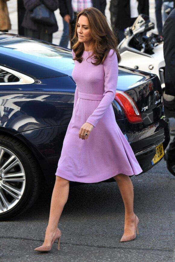 Kate Middleton, Hamburgas 2017 m.