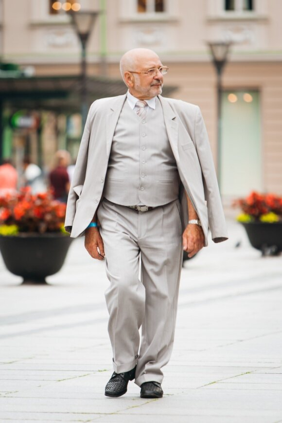 Vilniaus gatvės mada: stilingieji miesto centre