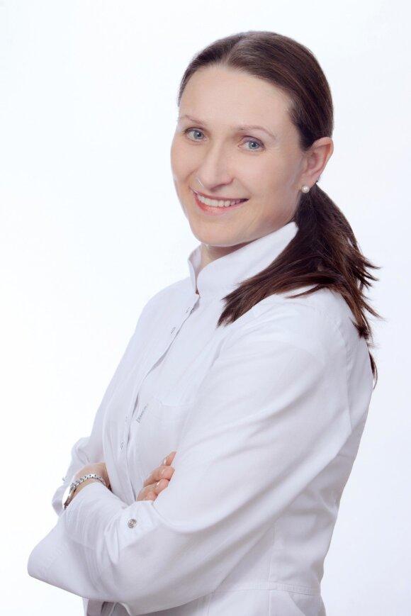 """Estetinės medicinos ir dermatologijos klinikos """"Grožio pasaulis"""" gyd. dermatologė Birutė Adomavičienė"""