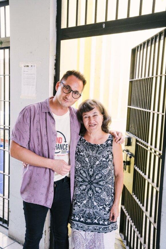 Nerūpestinga jaunystė Vilniuje, o senatvė – Pietų Amerikos kalėjime: moters gyvenimas aukštyn kojom apsivertė per vieną dieną
