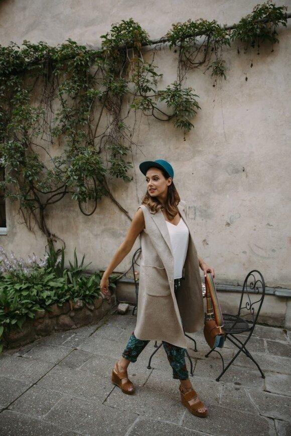 """Stilistė Viktorija iš """"ŠaŠa"""": gyvenime nereikia lygiuotis į nieką"""