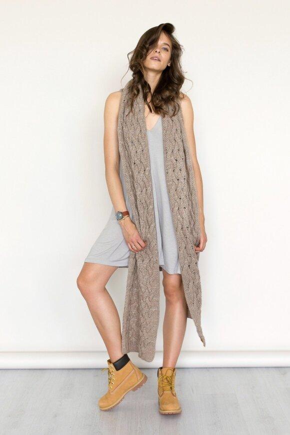 Mezginių renesansas: ne tik megztiniai, bet ir suknelės, tunikos bus šio sezono TOP'uose