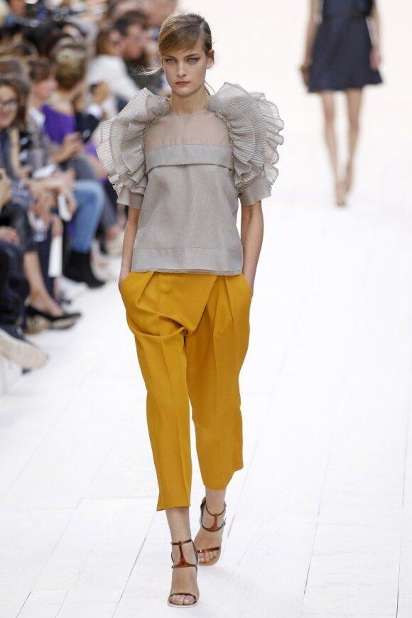 Mados namų ''Chloe'' 2013 m. pavasario ir vasaros modelis