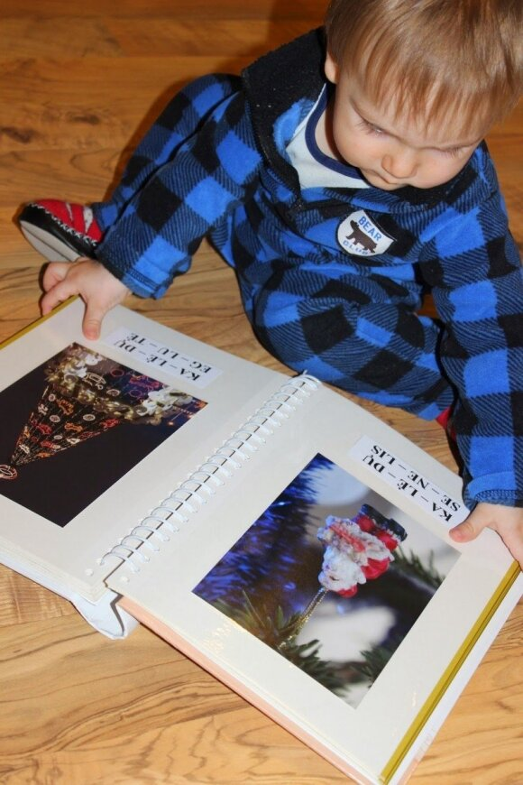 Kuriame savo rankomis: unikali knyga vaikui
