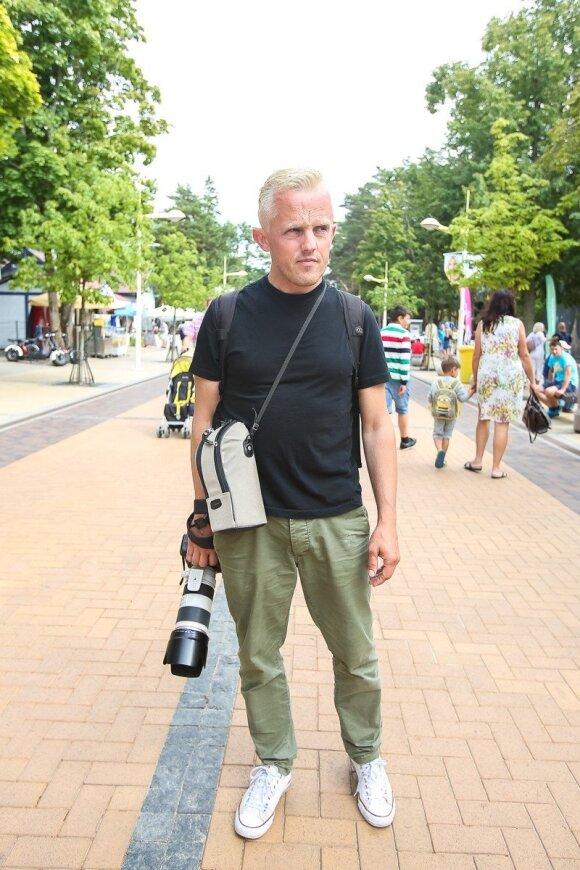 Vincas Alesius,gatves fotografas,nuotraukos
