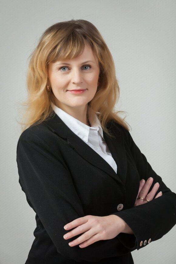 MOSTA direktorės pavaduotoja Laura Stračinskienė