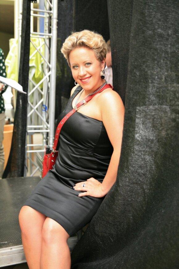 Eglė Saunorytė-Kinderienė. I.Simanavičienės nuotr.