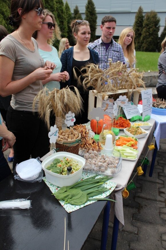 Veterinarijos dieną Kaunas šventė mėnesį
