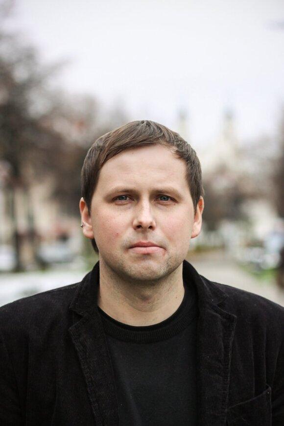 Mažvydas Jastramskis, M. Mikulėno nuotr.