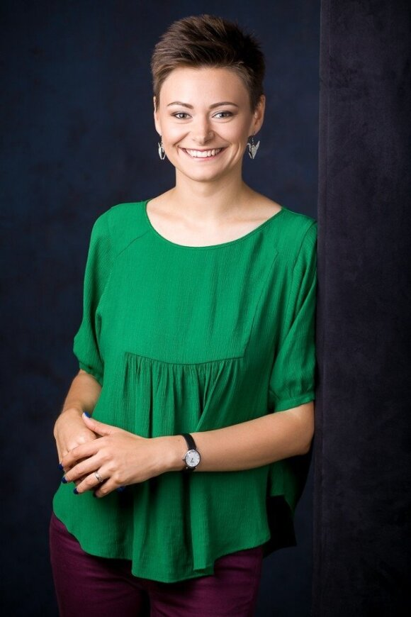 Psichologė Giedrė Sujetaitė-Volungevičienė