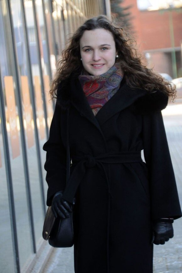 Greta Gerazimaitė, nuotr. Eimanto Chachlovo