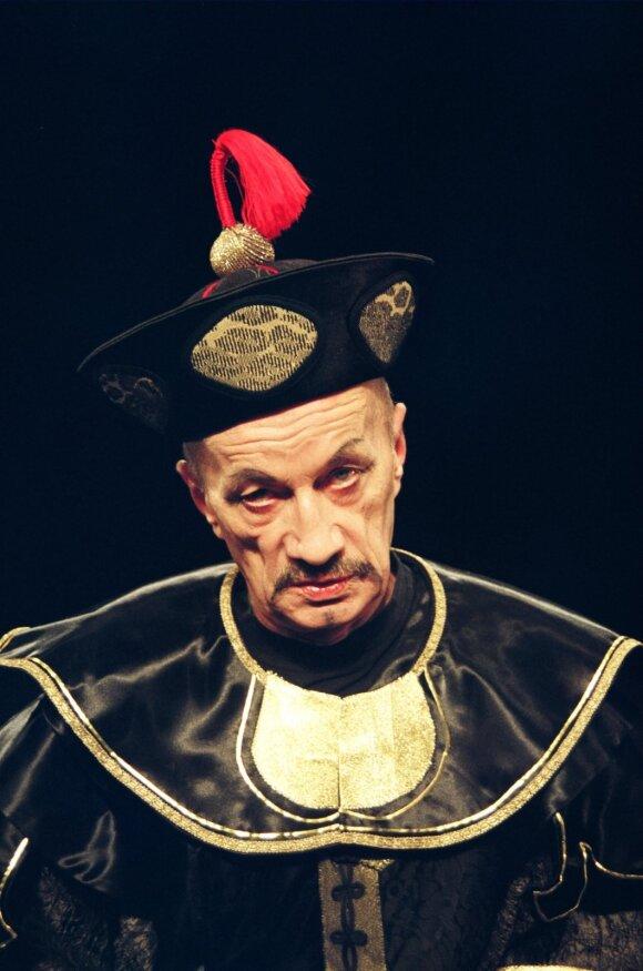 """Spektaklis """"Princesė Turandot"""""""
