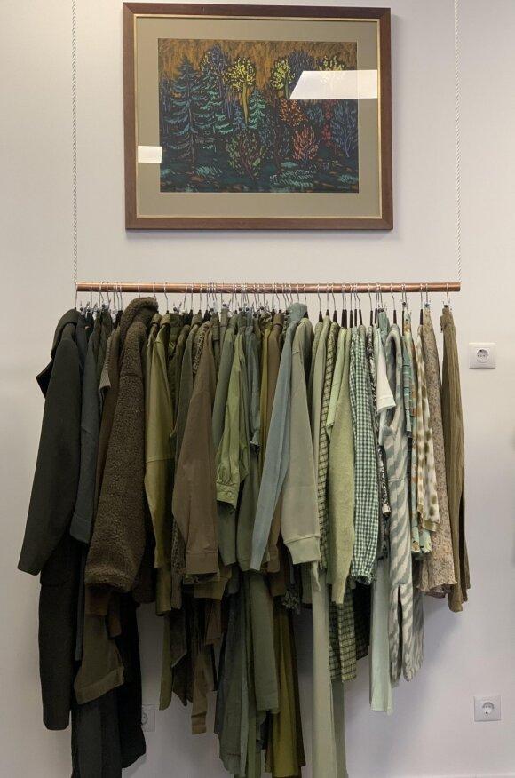 Sostinės Žvėryno rajone duris atveria naujas butikas – žada nustebinti ne tik išskirtiniais drabužiais