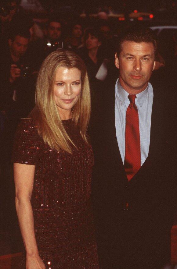 Kim Basinger ir Alecas Baldwinas