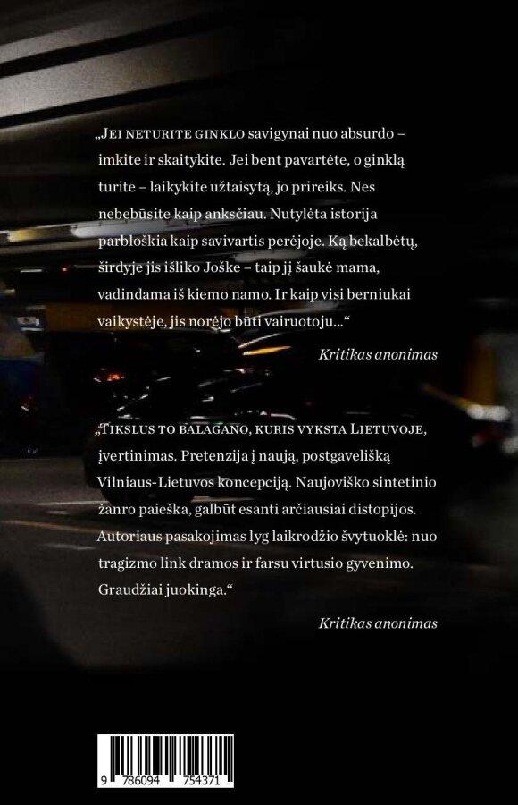 """""""Taksi Kristaus išpažintis"""" – knyga, kurioje nerasite žodžių """"Lietuva"""" ir """"lietuvis"""""""