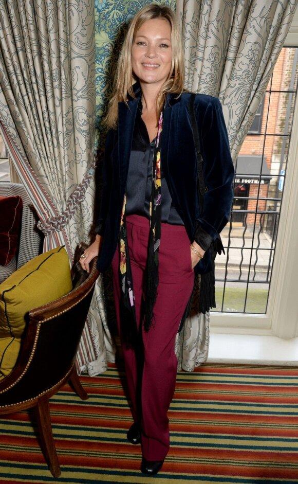 Retai interviu dalijanti Kate Moss prisipažino, kas ją labiausiai trikdė modelio karjeroje