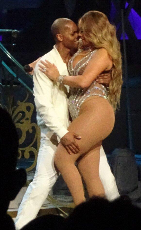 Mariah... ar ne gėda taip meluoti?