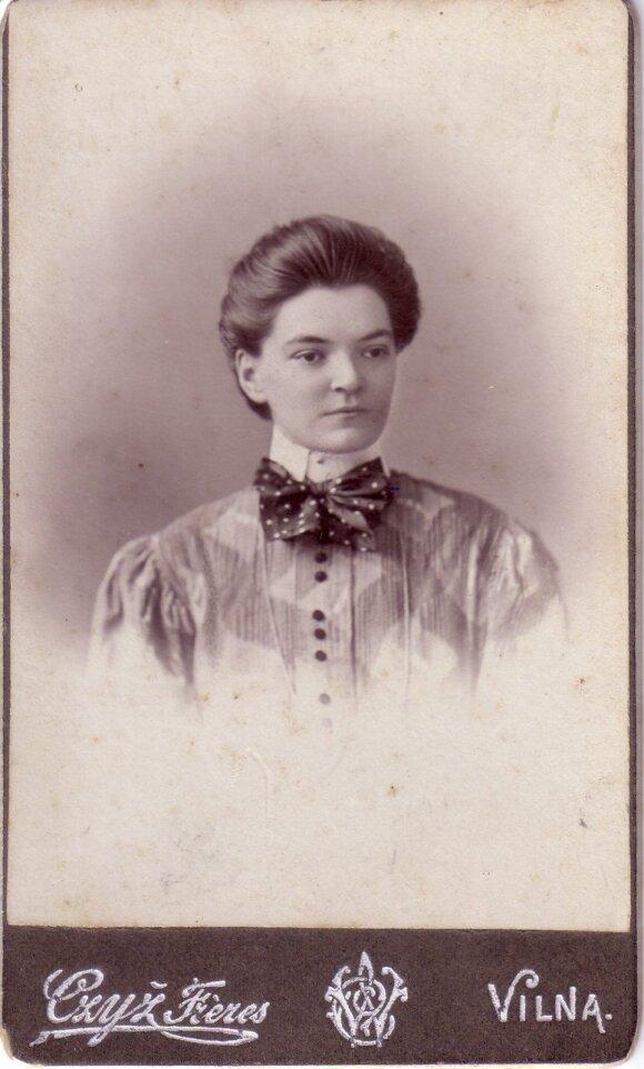 Marija Pečkauskaitė (Šatrijos Ragana)