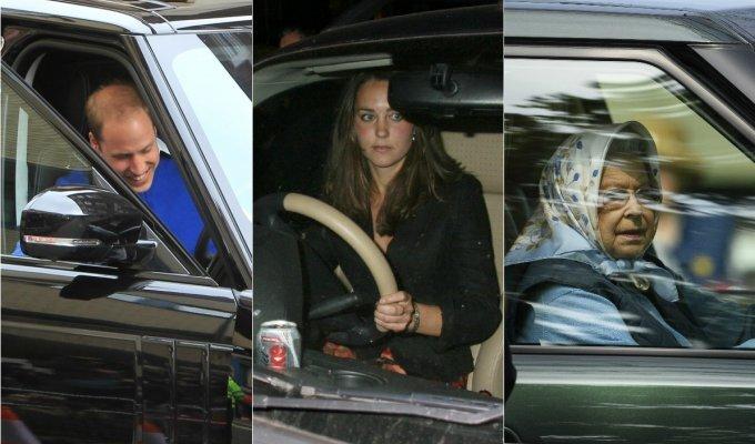 Karališkasis garažas: 7 automobiliai, kuriuos princas Williamas ir K. Middleton vairuoja patys FOTO