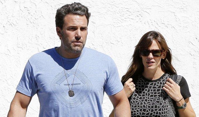 Meilė mirė: idealia laikytoje Beno Afflecko ir Jennifer Garner šeimoje rimti neramumai FOTO