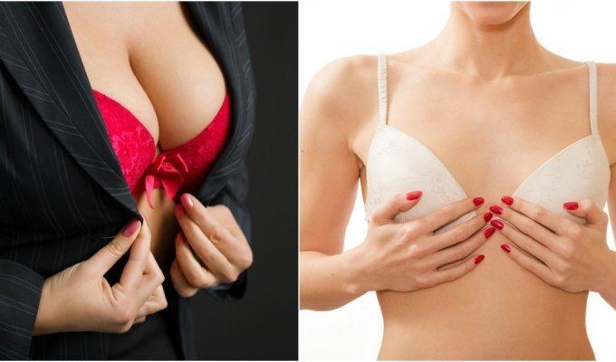 Vyrai atvirauja: ką mes manome apie moterų krūtines