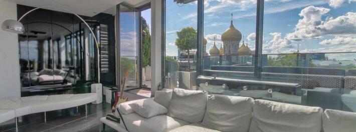 93 kv.m butas Vilniuje: sienomis nevaržoma erdvė