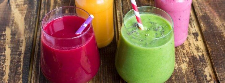Ranka pasiekiami vitaminai: ką valgyti šį sezoną?